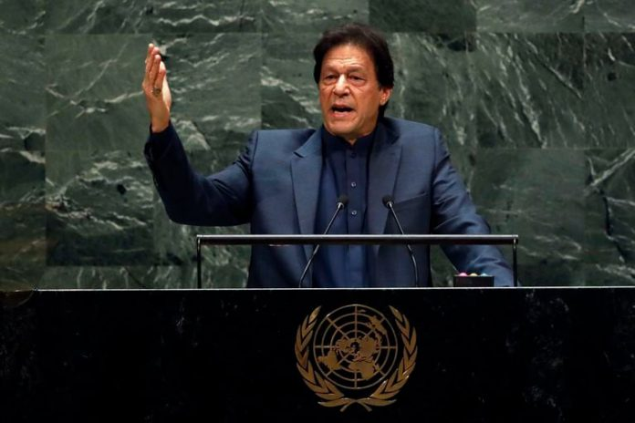 Imran Khan at UN - New York 27-Sep-2019
