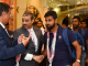 Visit of srilankan team at karachi