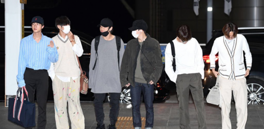 BTS at Saudia Airport