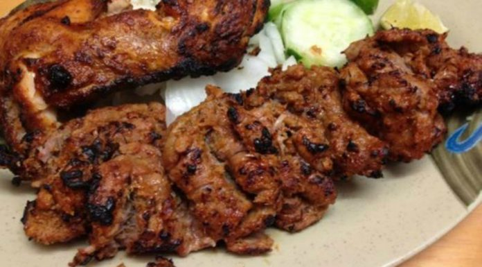 Picture: Seekh Kabab - Karachi famous dish like by many Karachiites