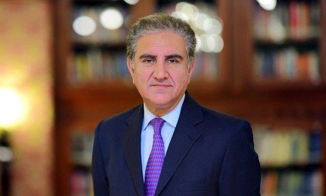 SOURCE: TRIBUNE.COM.PK US-IRAN TENSIONS, Foreign Minister Shah Mahmood Qureshi arrived in Mashhad, Iran for a visit.