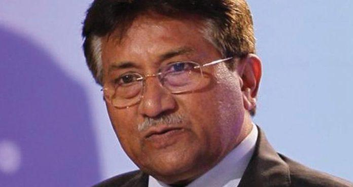 SOURCE: ARY NEWS HIGH TREASON CASE, LHC grants Musharraf's plea.