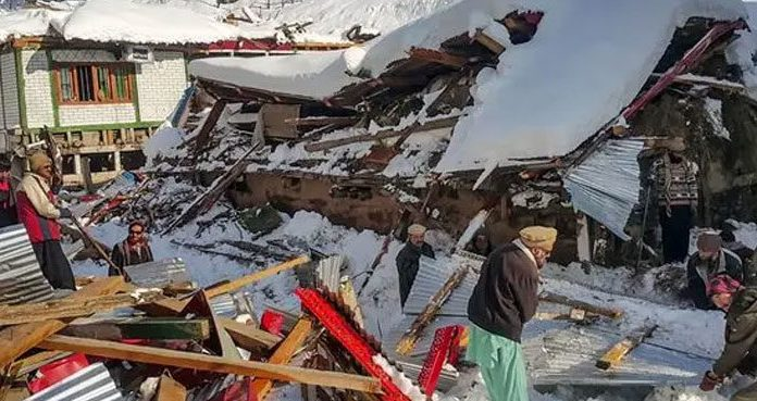 SOURCE: ARY NEWS Loss of life soars as scale of snow tragedy unfolds.