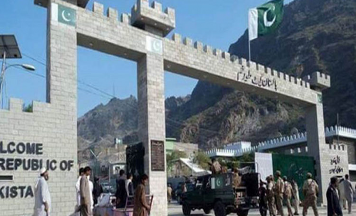 SOURCE: ARY NEWS The Pak-Afghan border ; SOURCE: ARY NEWS