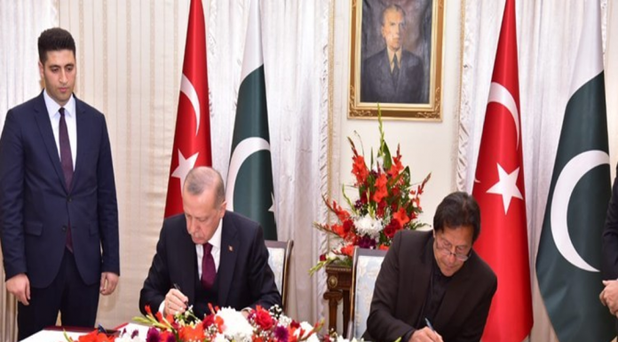 A step to transform fraternal ties into economic partnership.
