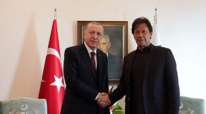 Islamabad and Istanbul will work with each other, PM Imran Khan.