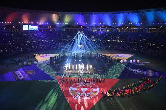 Outstanding opening ceremony of PSL 5.