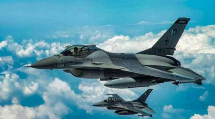 PAF shattered two unbeatable Indian fighter jets.