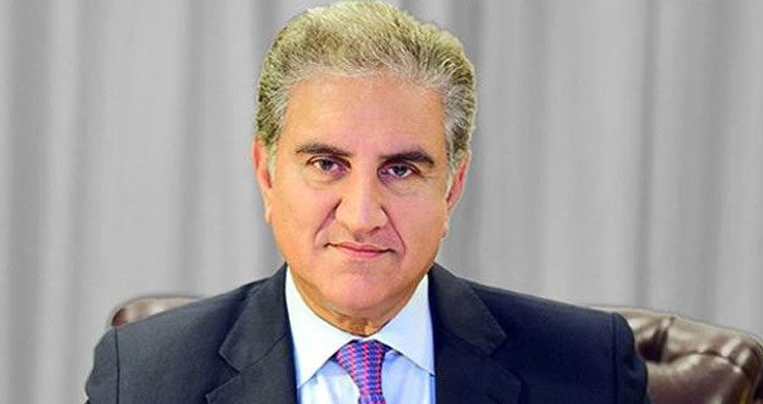 FM Shah Mehmood Qureshi would represent Pakistan at a signing ceremony.