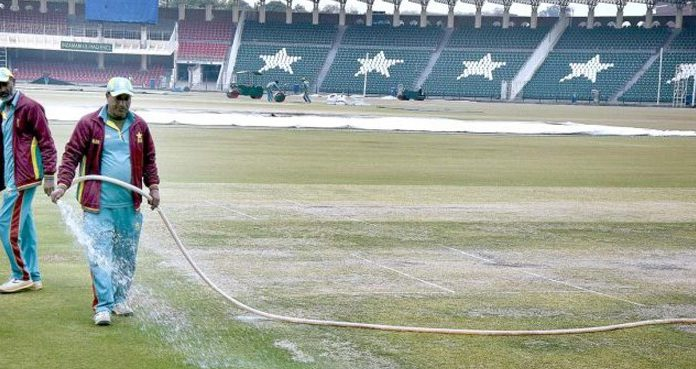 PCB announced to organise remaining matches of PSL 5 behind closed doors in Lahore.