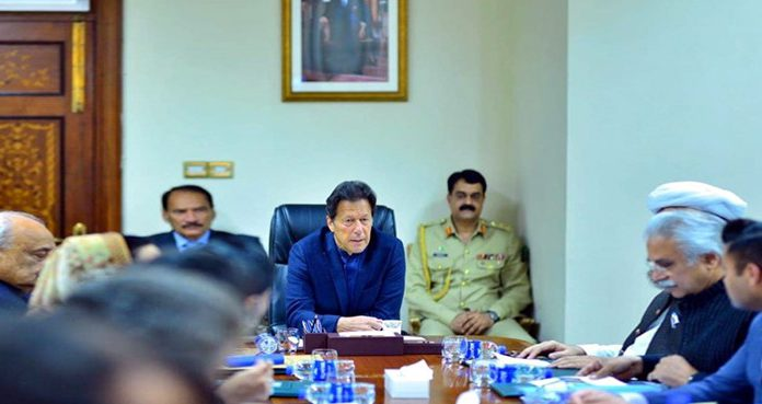 PM Imran Khan directed concerned over corona outbreak to stop the spread of false reports.