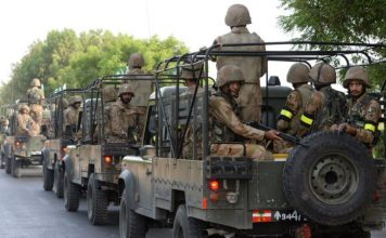 Pak Army assisting civil administration across the country in fight against coronavirus.