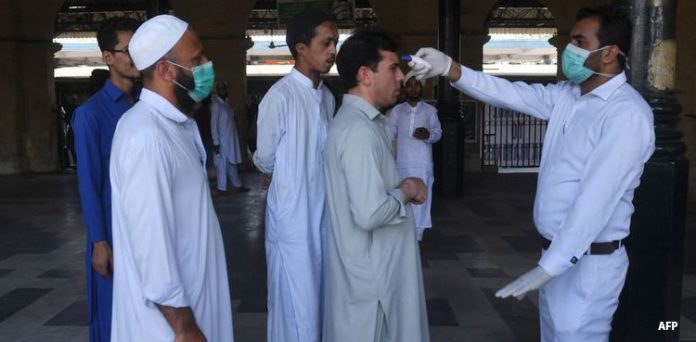 Pak witnessed a rapid rise in coronavirus cases up to 292 with two confirmed deaths.