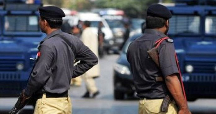 Sindh police department begin an operation from Karachi to stop public activities.