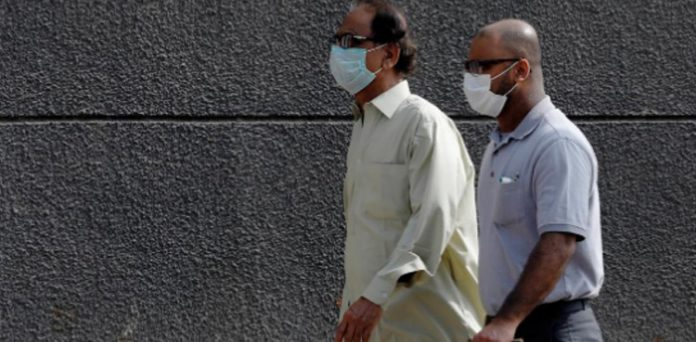 The death of a Pakistani national from coronavirus in Italy.
