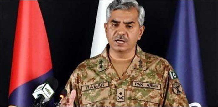 DG ISPR declines Indian commander's claims as unproven.