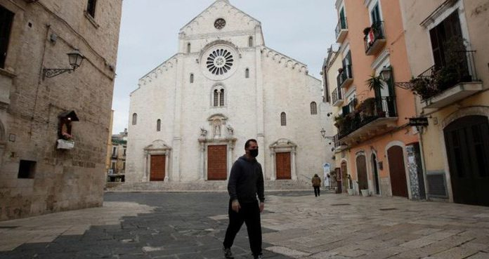 Italy will start reopening its manufacturing industry on May 4.