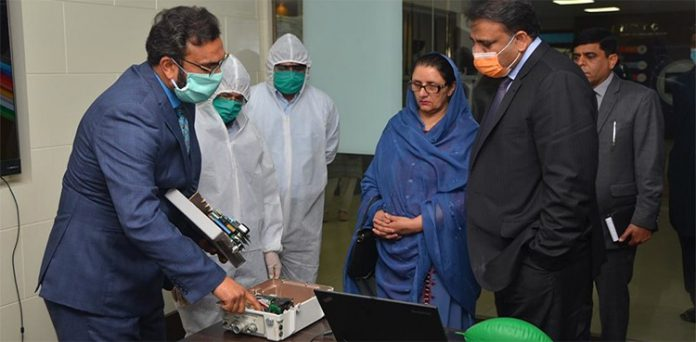 NRTC has provided 109 ventilators to hospitals across the country in last 18 days.