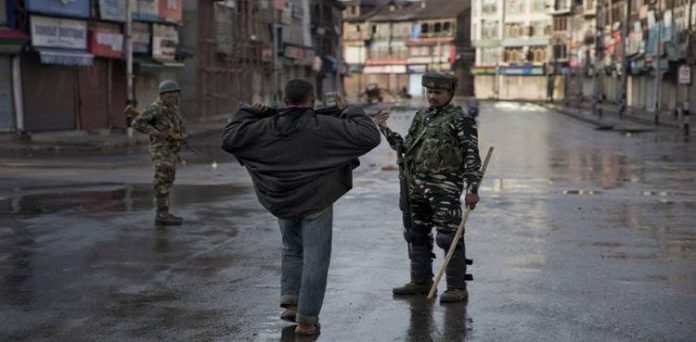 Pak urged the Indian govt to lift the blockade in occupied Jammu and Kashmir.