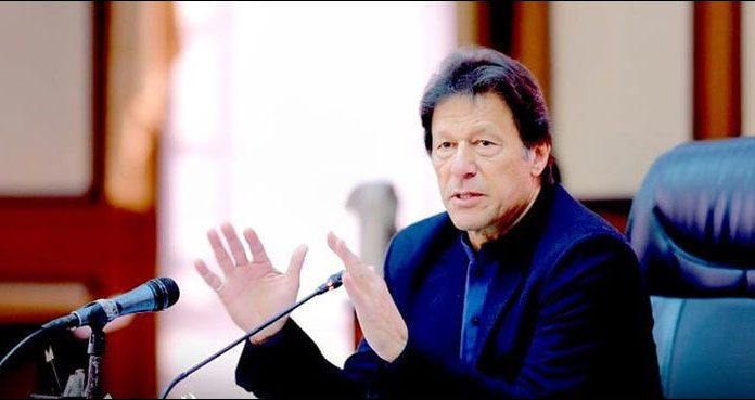 Prime Minister Imran Khan accepted a 'Green Stimulus Package'