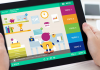 Provincial government launched a mobile educational application for kindergarten students.
