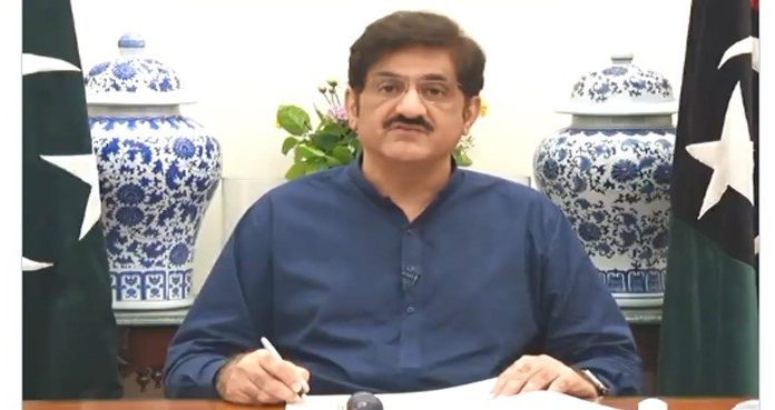 Sindh bringing the tally of Covid-19 positive cases to 13341, Chief Minister Syed Murad Ali Shah.