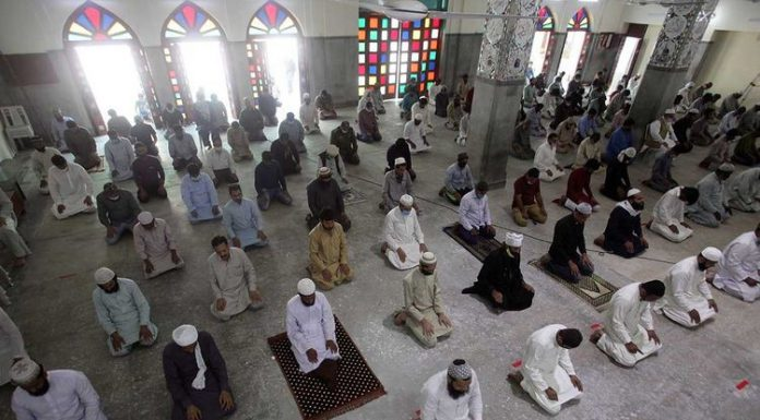 Sindh govt announced their decision to allow congregational prayers on Eid-ul-Fitr and Jumu'atul-Wida.
