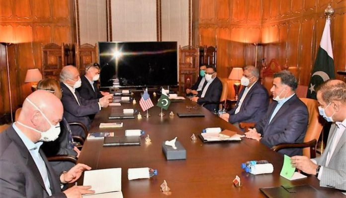 Meeting to resolve to continue working towards peace in Afghanistan.