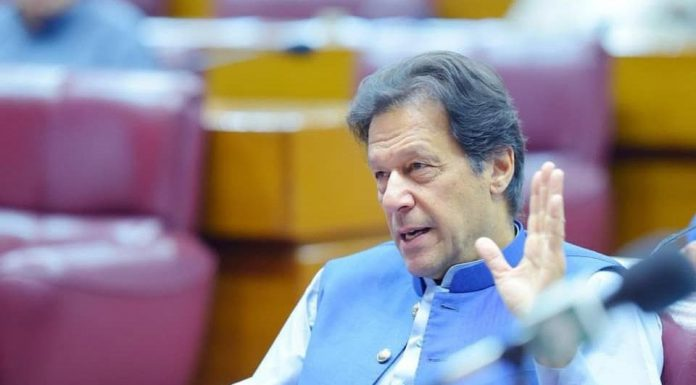 PM Imran Khan offered help to neighboring India to help it overcome the coronavirus crisis.