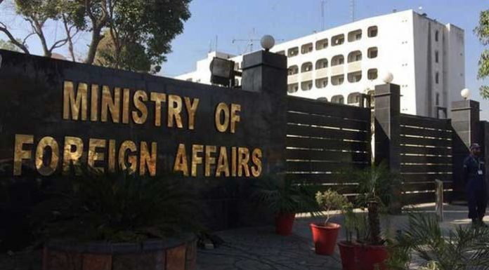 Pakistan declared a senior Indian diplomat to register a strong protest.