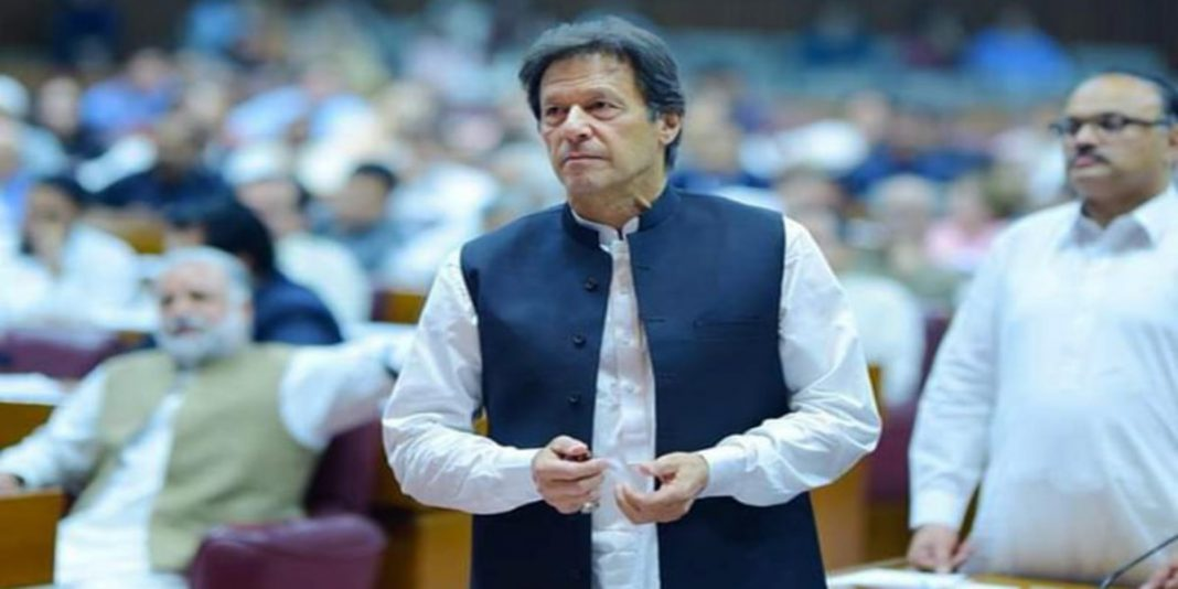 PM Imran said that there was no doubt that the attack on 'PSX' was a conspiracy of India.