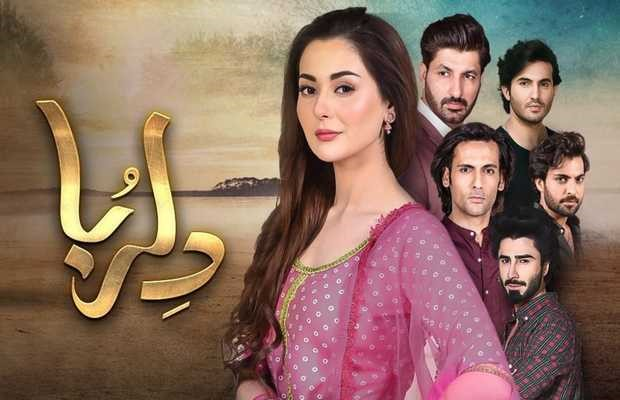 Dil Ruba, Sanam is ready to leave her luxurious house and property.