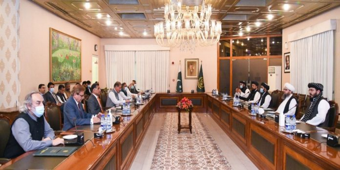 FM Qureshi said that Pakistan will continue to play its conciliatory role in the Afghan process.