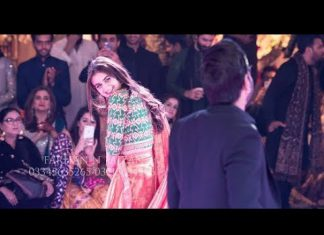 Hira Mani and Yasir Hussain wonderful dance performance At A Wedding.