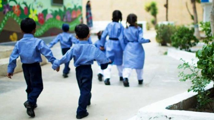 COVID-19 infections continue to decline, educational institutions reopen across the country in phases.