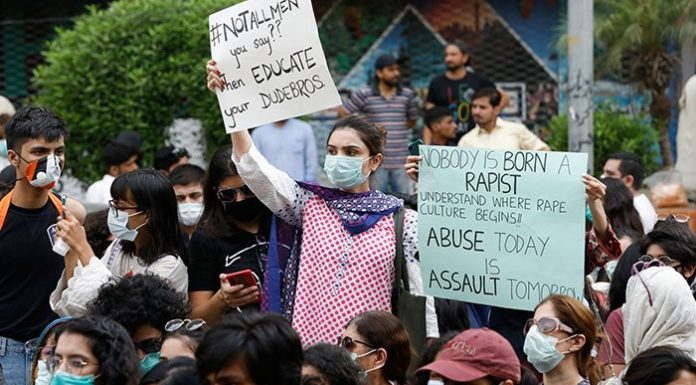 Citizens from across the country took to the streets, calling for strict action.