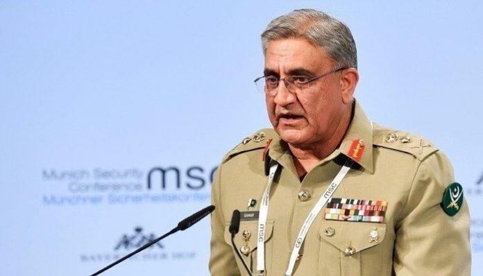 Efforts will continue to maintain normalcy in Karachi and the province ,Army Chief.