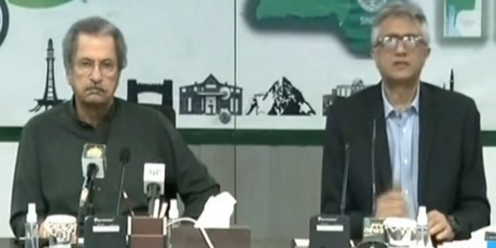 Federal Minister said final decision on the opening of educational institutions would be held on September 7.