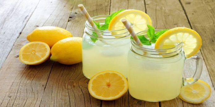 Healthy advantages of lemon.