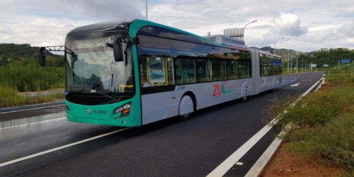 KP government temporarily suspended the Peshawar Bus Rapid Transit (BRT) service.
