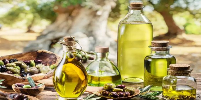 Olive oil is considered to be very beneficial for health.