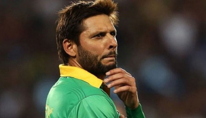 Shahid Afridi said if PM considers the new domestic cricket structure a good option for the development.