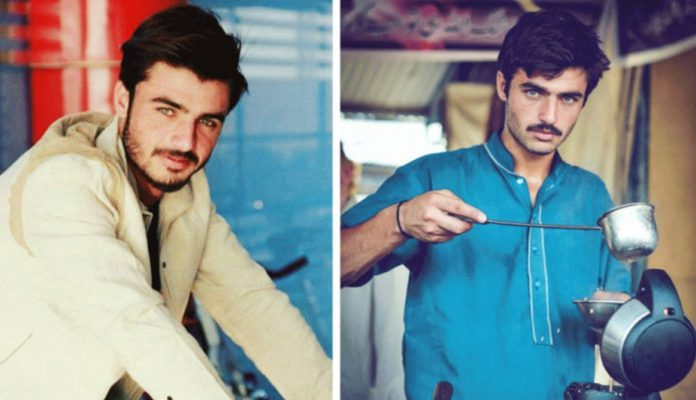 Arshad Khan opened up his own rooftop café in Islamabad called Cafe Chai Wala.
