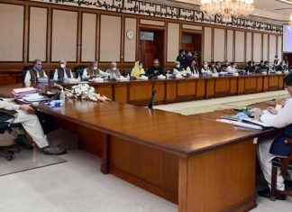 Federal cabinet suggested that the FIR registered against Nawaz should reach its logical conclusion.