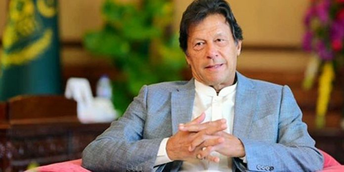 Pakistan should treat similarly like India by United States, PM Imran Khan.