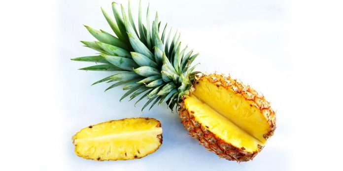 Pineapple is rich in vitamins and has amazing healthy benefits.