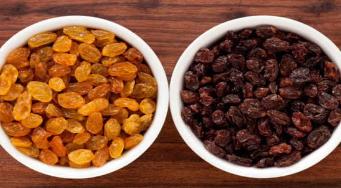 Raisins as Kishmish is fruitful for several diseases and boost over health.