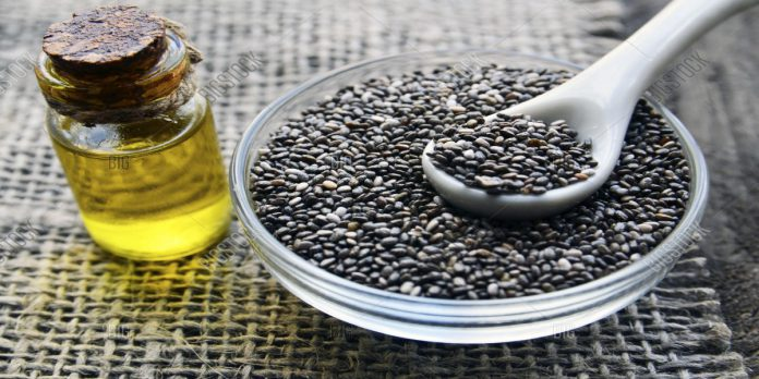 Beneficial uses of chia seed oil that has high nutrition value.