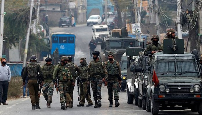 Fake encounters by Indian forces in occupied Kashmir.