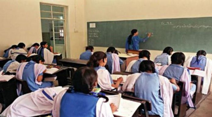 Federal minister for education broadened winter vacation for students to control the spread of deadly virus.